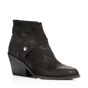 Eileen Fisher Womens Boots Ankle Leather 11